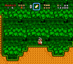 Super Mario World New Gate Avanyft 3 - by Betatendotm2