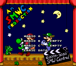 An SMW Central Production